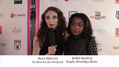 Bushwick Film Festival 2018- Bobbi Borderly