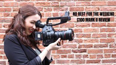 Episode 909: Canon C100 Review