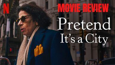 Pretend It's a City-Review