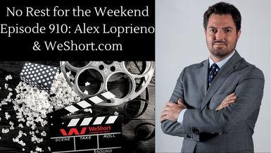 Episode 910: Alex Loprieno