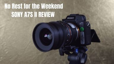 Episode 915: Sony A7S II Review