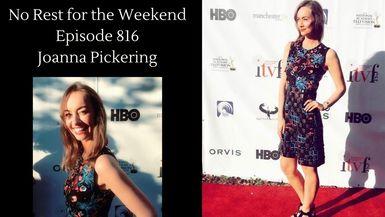 Episode 816: Joanna Pickering
