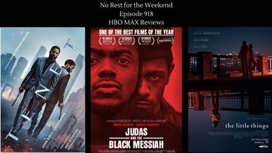 Episode 918: Movie Reviews: Judas and the Black Messiah, the little things, Tenet