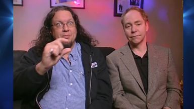 On Location: Las Vegas - Penn & Teller