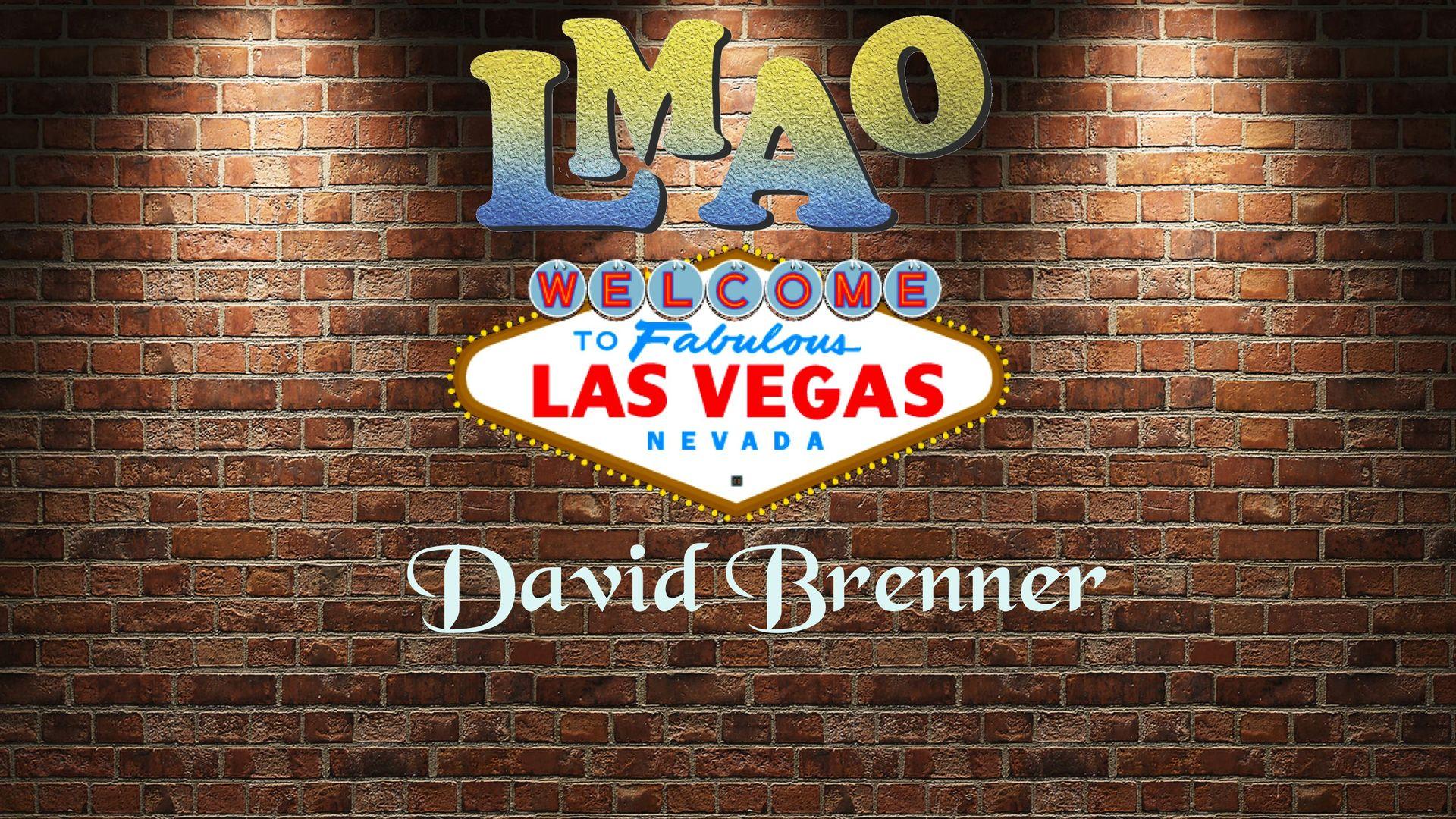 LMAO - David Brenner
