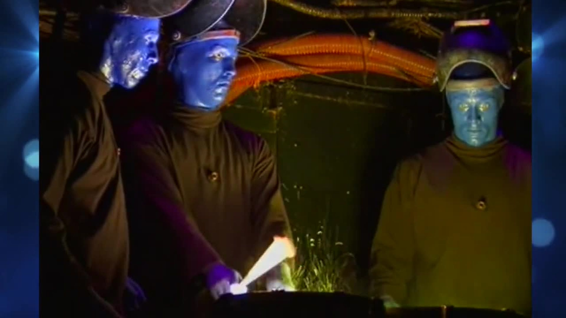 On Location: Las Vegs - Blue Man Group