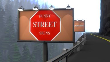 LMAO - Funny Street Signs