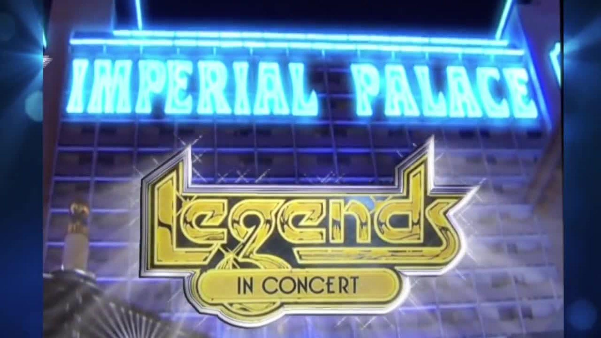 On Location: Las Vegas - Legends In Concert