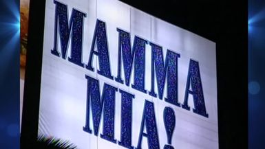 On Location: Las Vegas -Mamma Mia