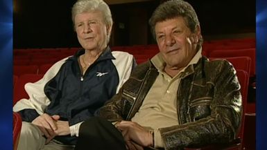 ON LOCATION: LAS VEGAS - Frankie Avalon & Bobby Rydell