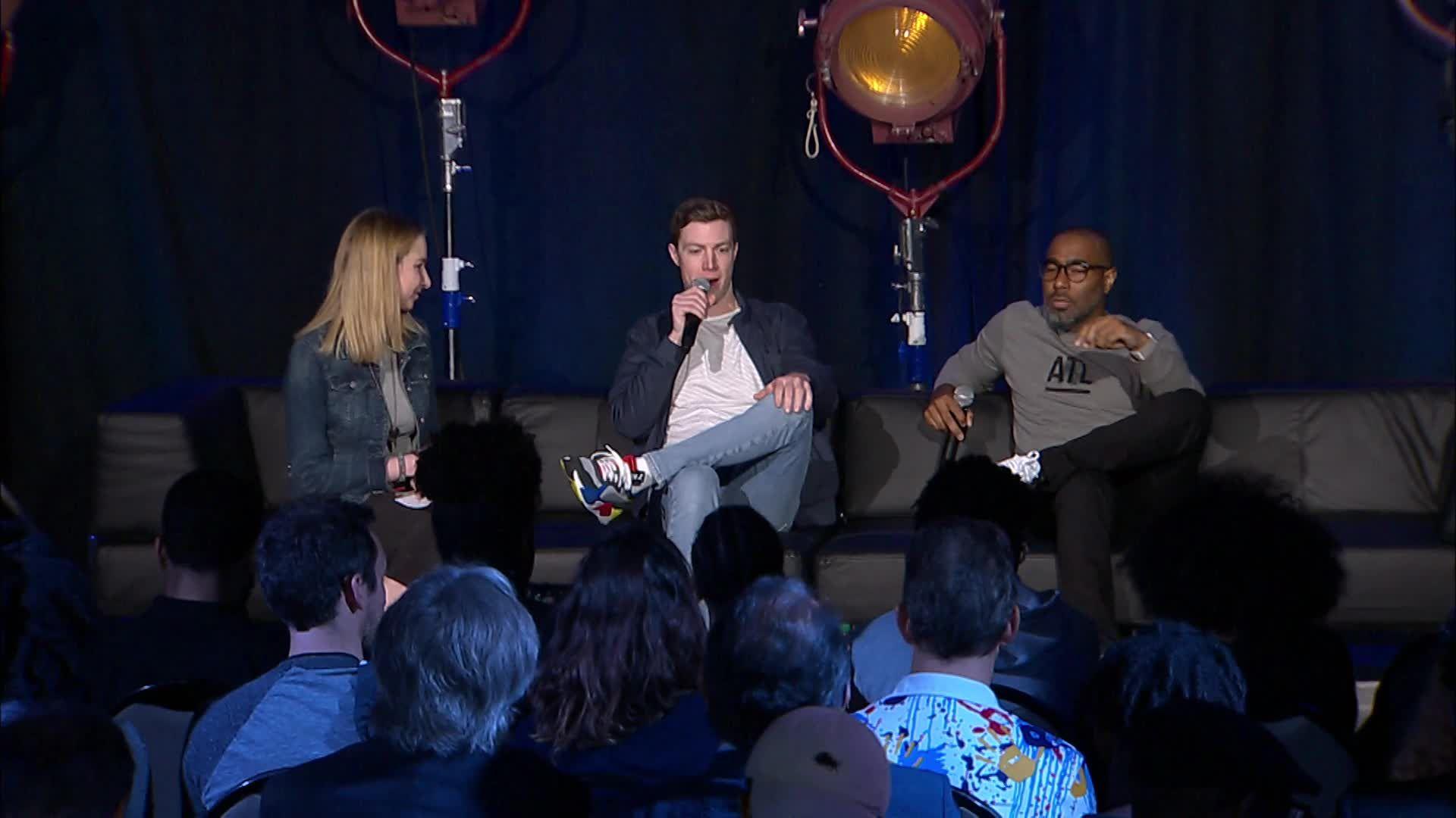 In Conversation: Tenderfoot TV