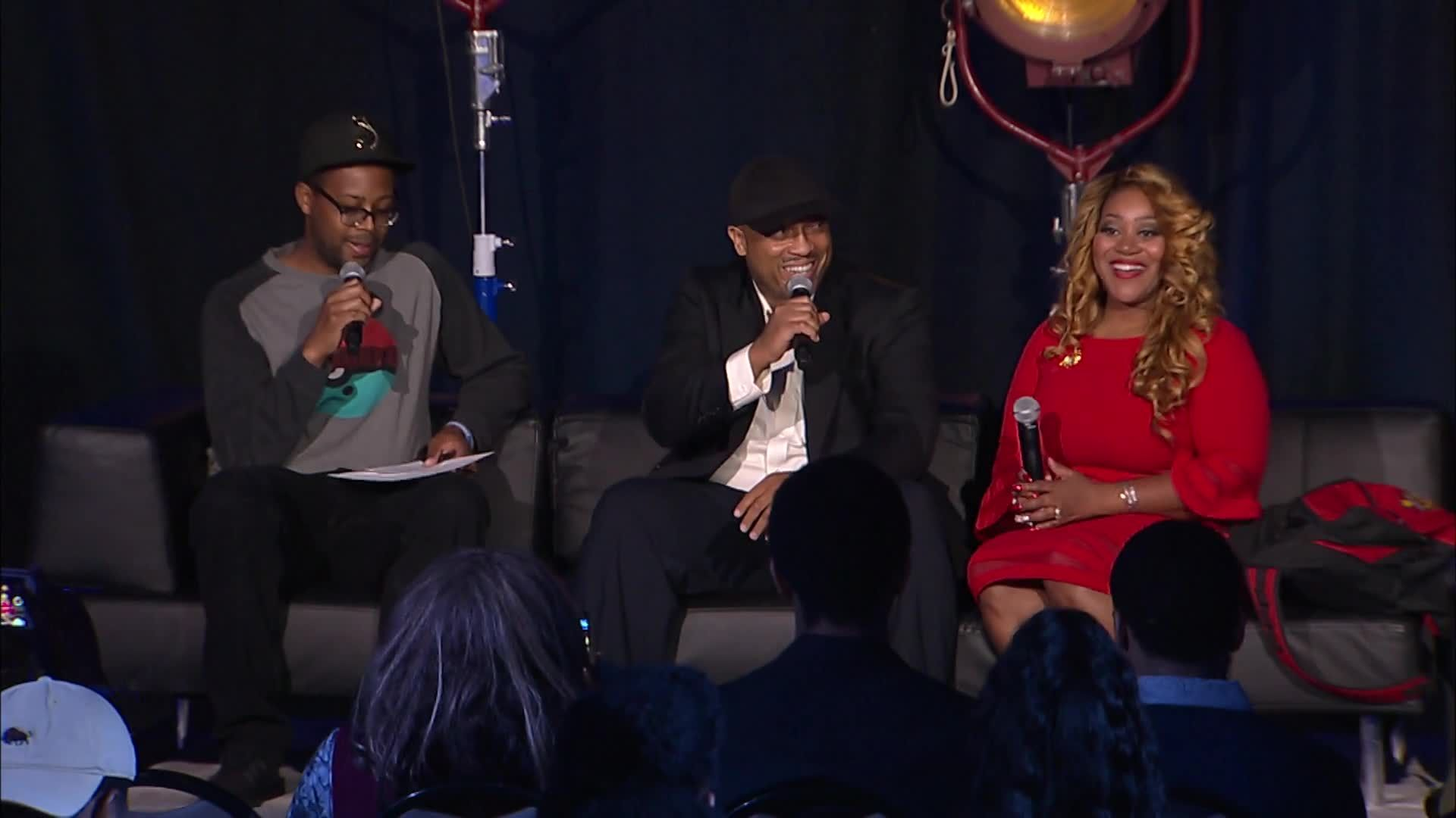 In Conversation: Maxie and Schatar Collier (Co-Founders, Super Livestreams)