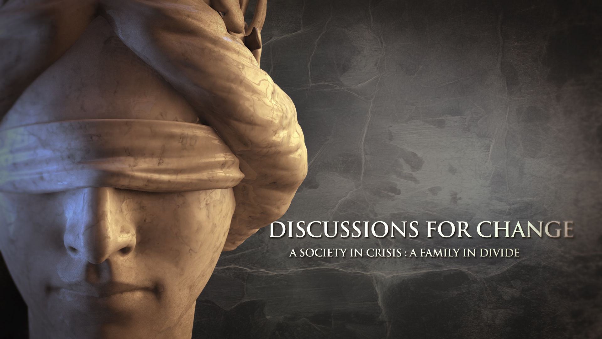 """""""A Society In Crisis : A Family In Divide"""""""