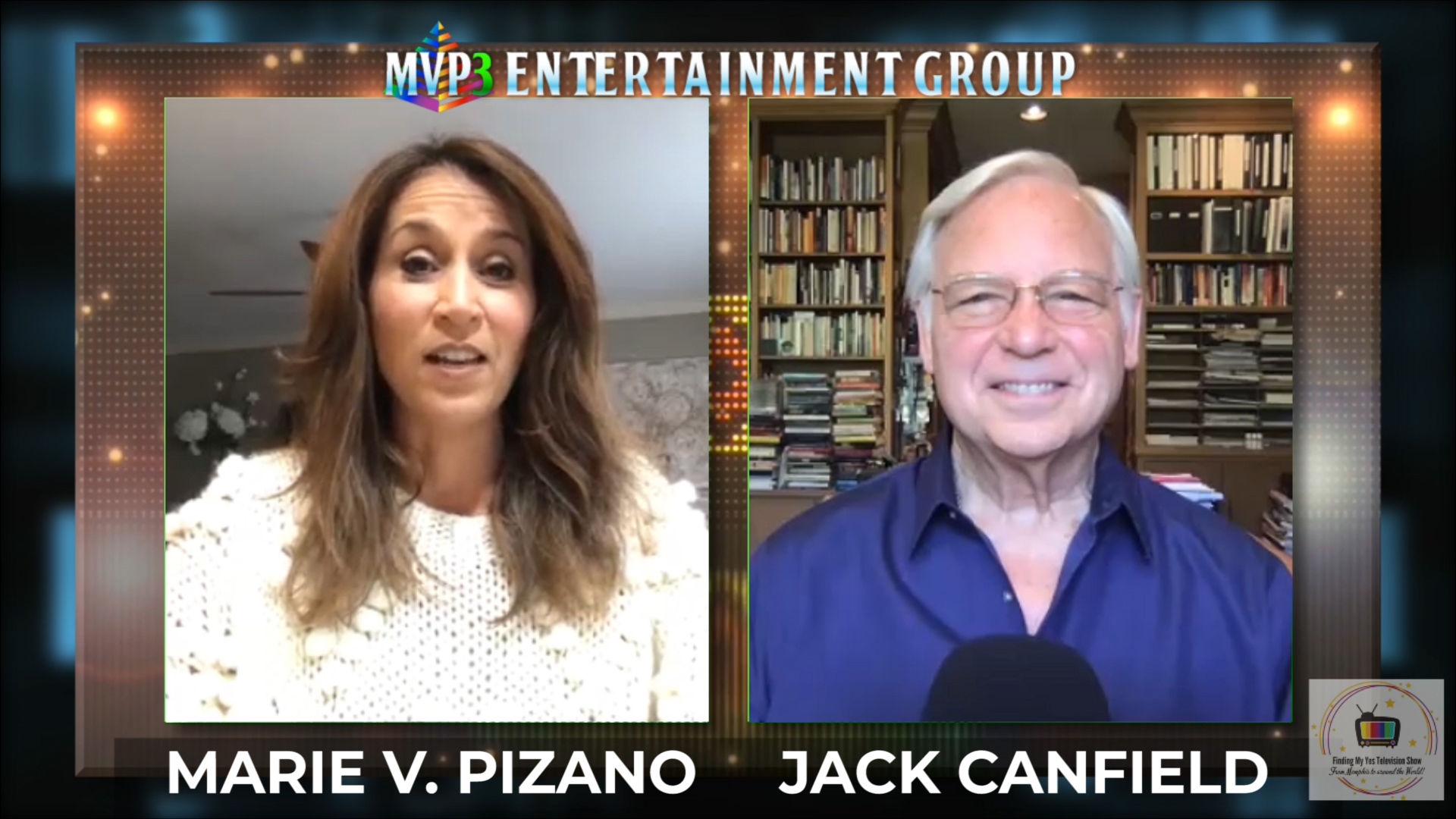 MVP3 Entertainment Presents: Jack Canfield (PROMO)