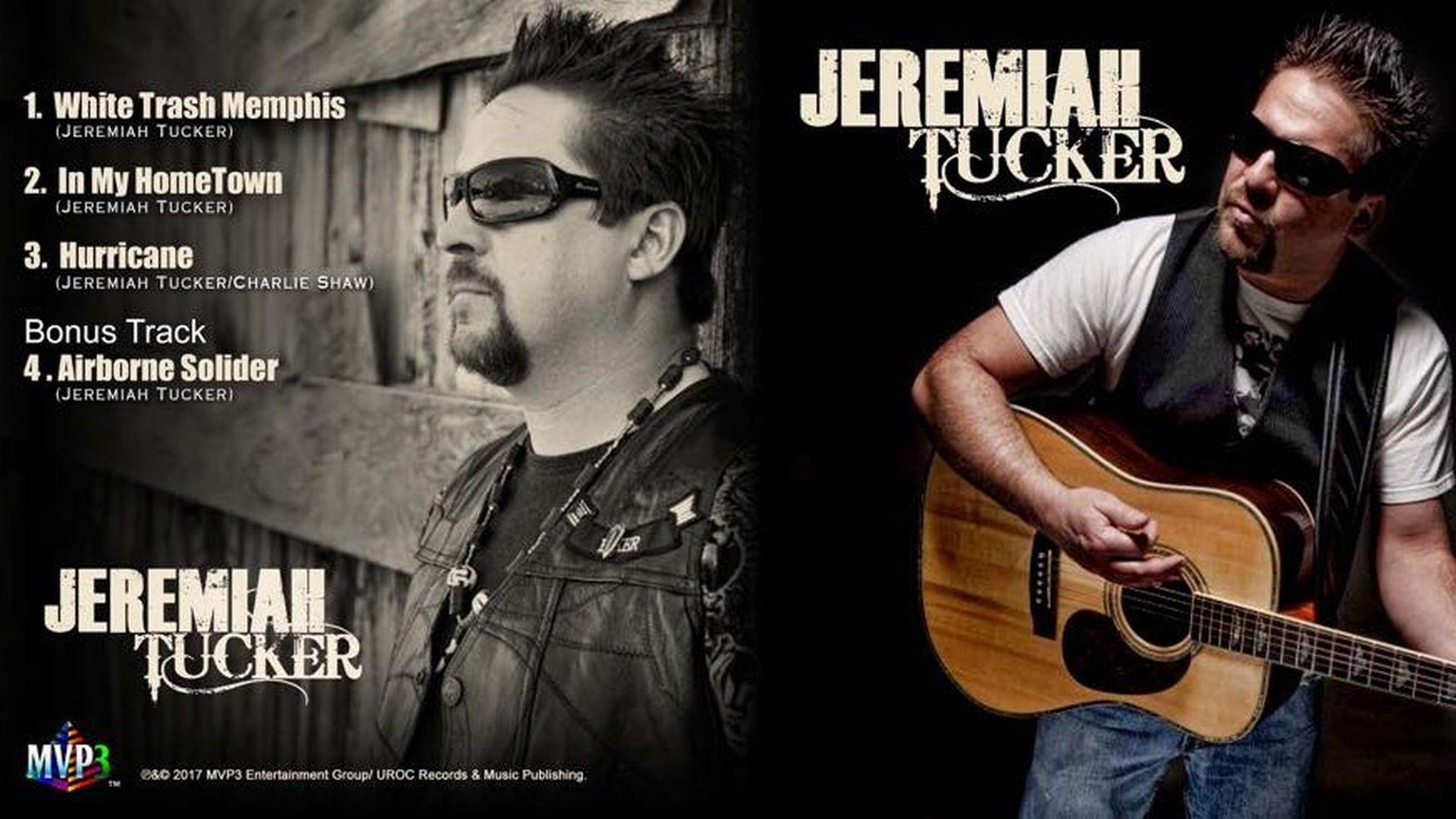 Jeremiah Tucker: HURRICANE (Music Video)