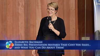 3 Big Presentations Mistakes that Cost You in Sales...and What You Can do About Them!