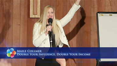 Double Your Influence, Double Your Income!