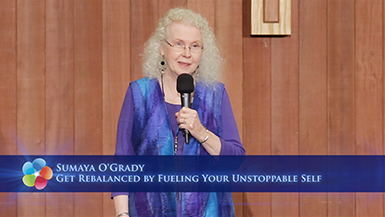 Get Re-balanced by Fueling Your Unstoppable Self!