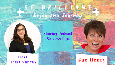 Sharing Podcast Success Tips