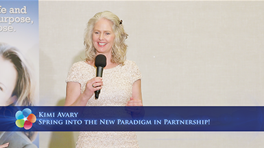 Spring Into the New Paradigm In Partnership!