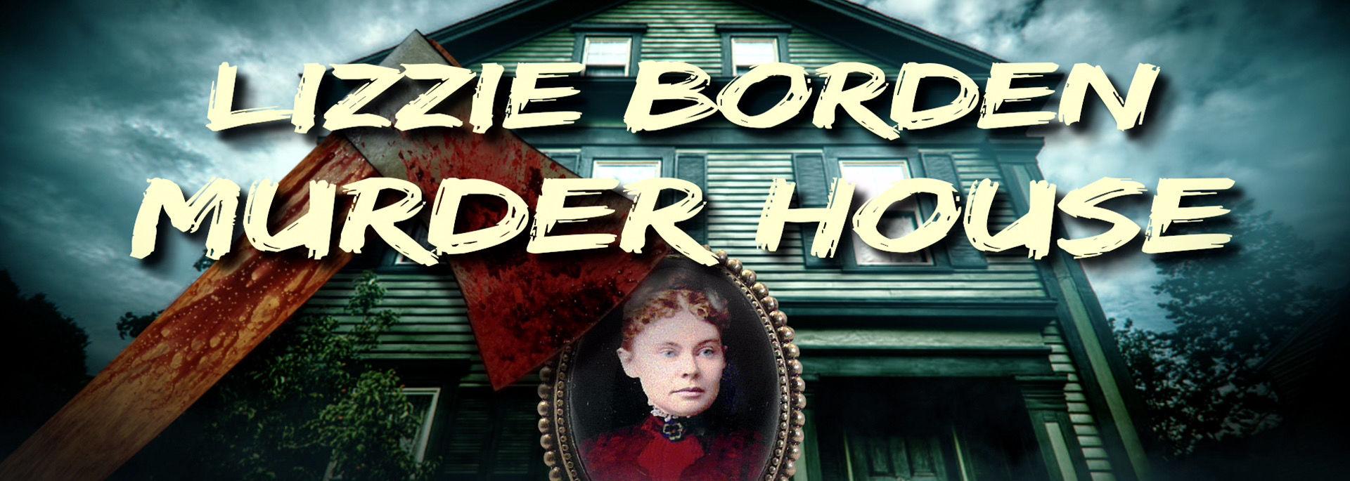 LIZZIE BORDEN MURDER HOUSE channel