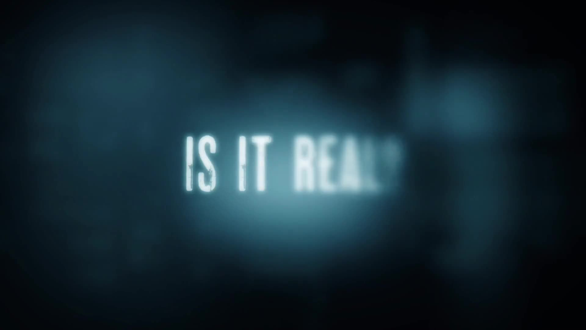 Is It Real Teaser