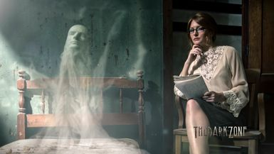 The Dark Zone Teaser: Kristen Luman