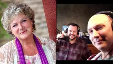 Tim Ellis, Brad Blair and Andrea Perron Seance Story