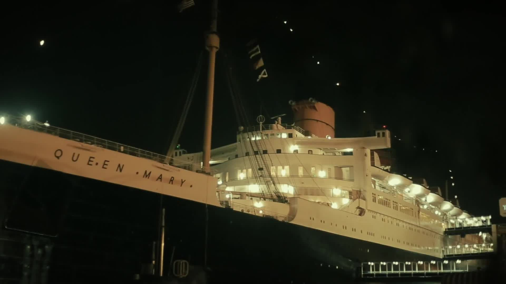 Queen Mary Live Short Promo