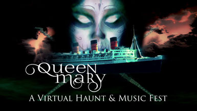 The Queen Mary - Halloween