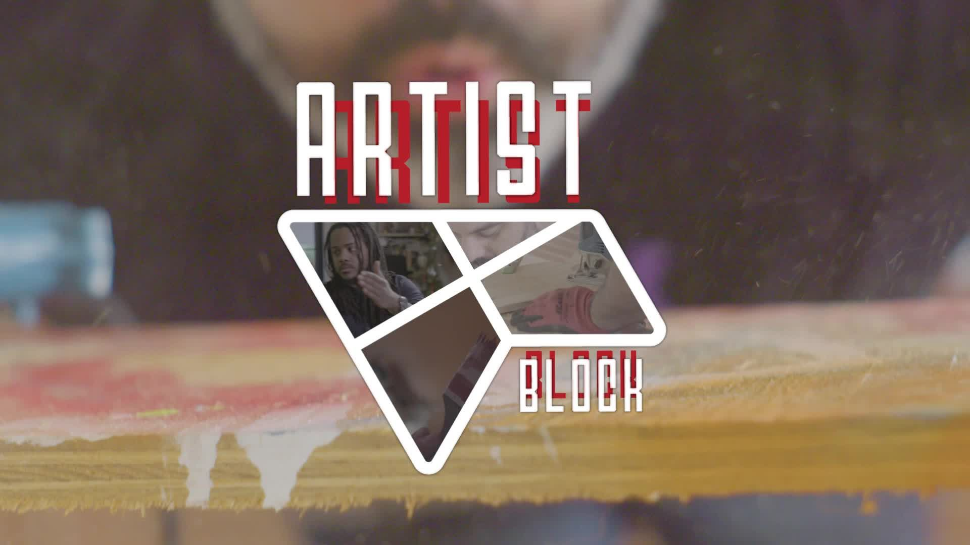 Artist Block: Ep 1 - Maxwell Sebastian