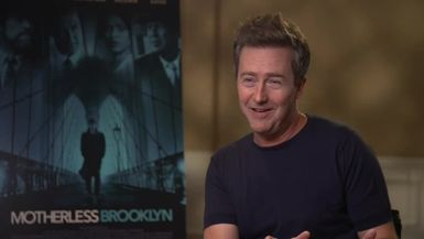 Edward Norton Talks Writing, Directing, and Starring in 'Motherless Brooklyn'