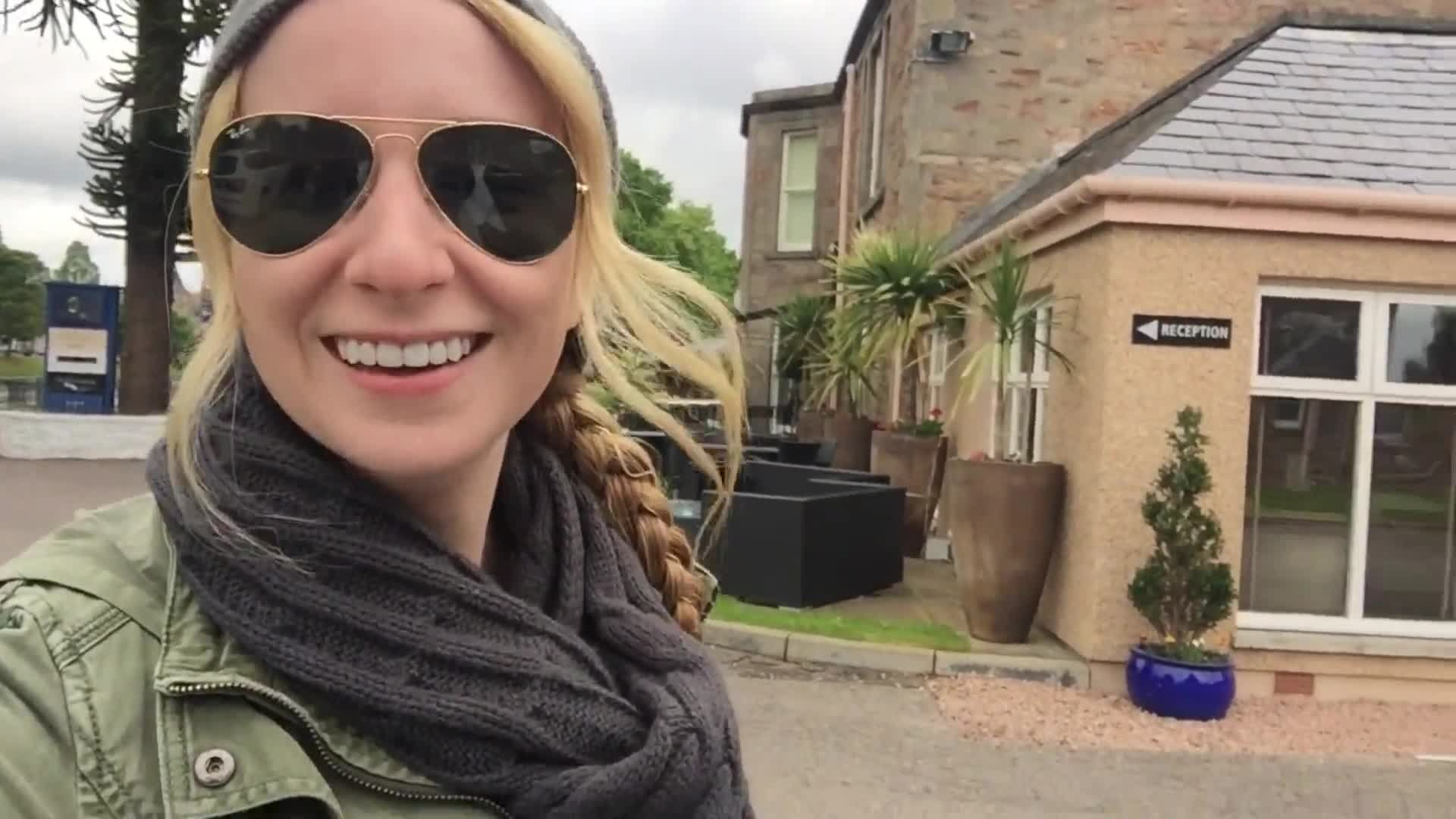 Tales of Emma: Geek Girl Travel in Inverness, Scotland