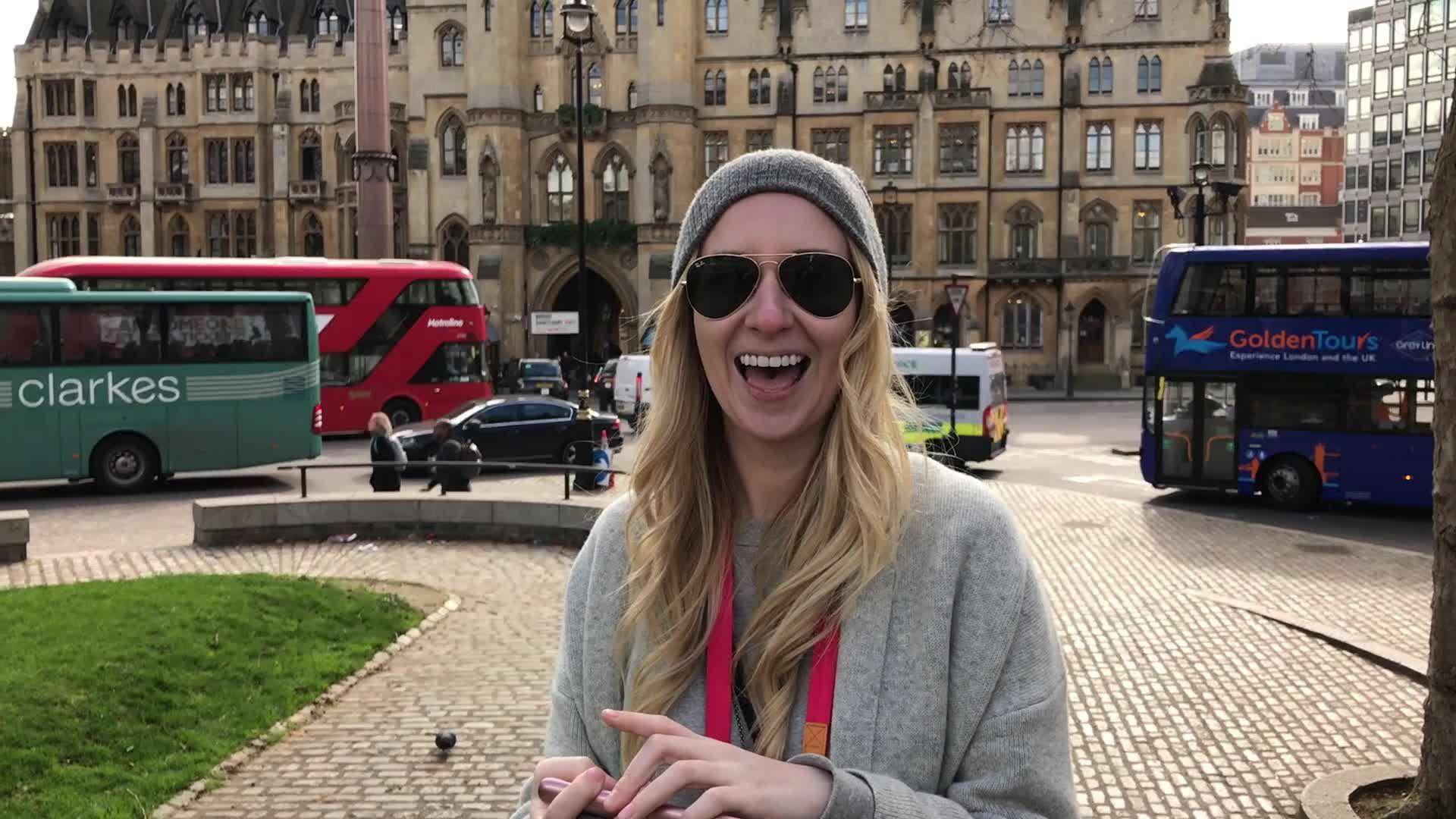 Tales of Emma: London 2017 Geek Travel