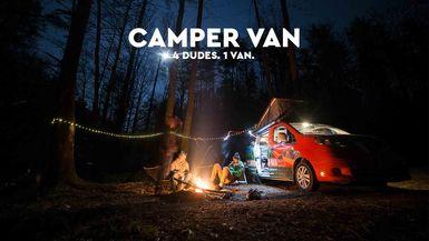 Van Life | 4 Dudes. 1 Van.
