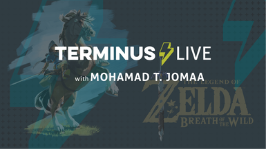 TERMINUS Live: Mohamad T. Jomaa plays Breath of the Wild