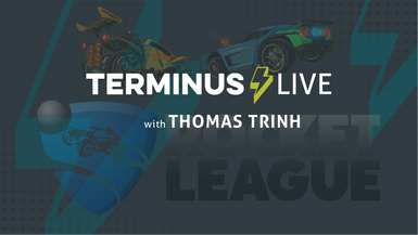 TERMINUS Live: Thomas Trinh plays Rocket League