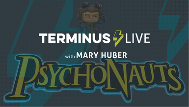 TERMINUS Live: Mary Huber plays Psychonauts