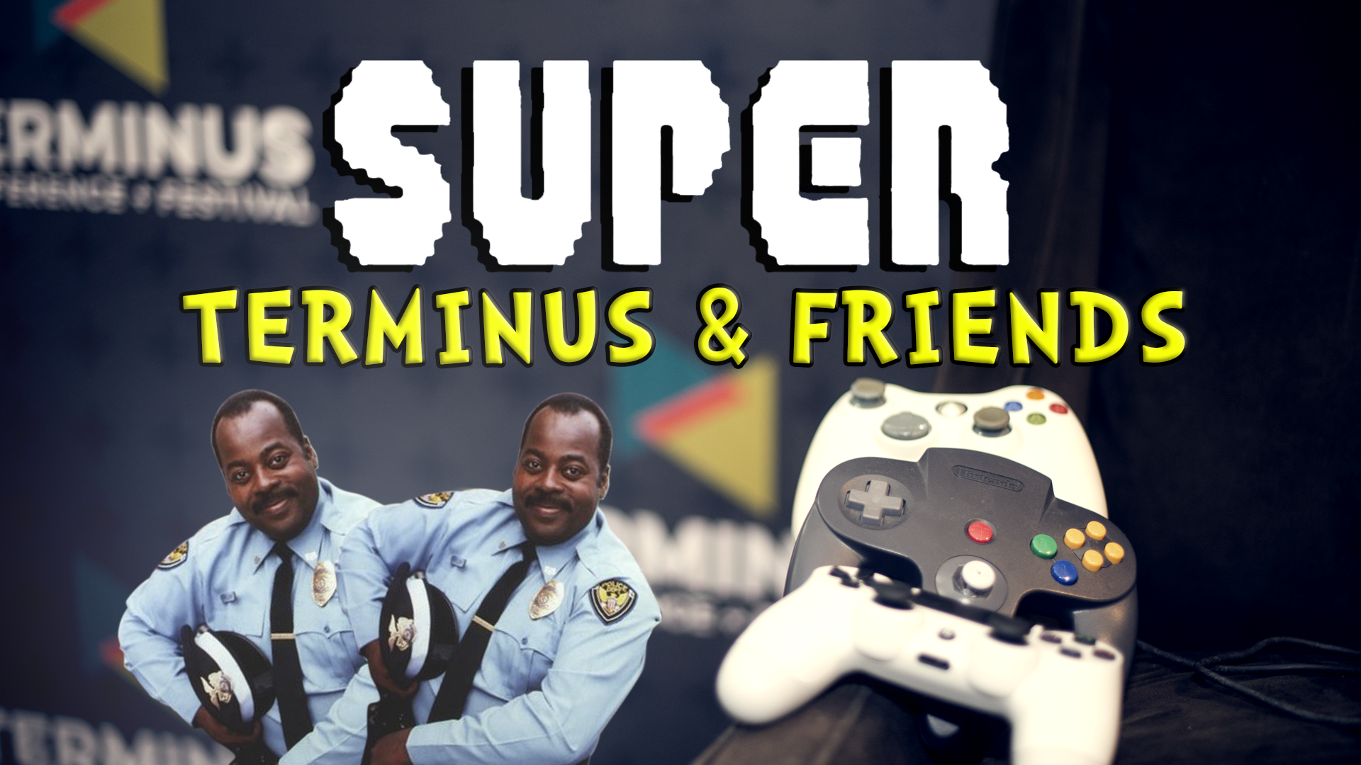 TERMINUS & Friends with the creators of Twin Cop!