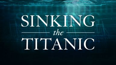 Sinking the Titanic with Serenbe Playhouse