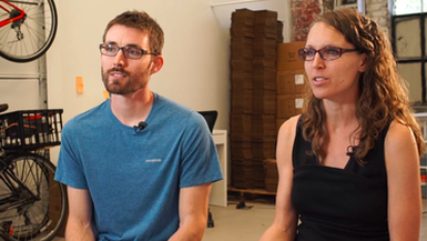 Plywood Intro: Brian + Keri Fosse of Lalabu