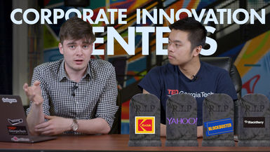 What's Up With Corporate Innovation Centers?