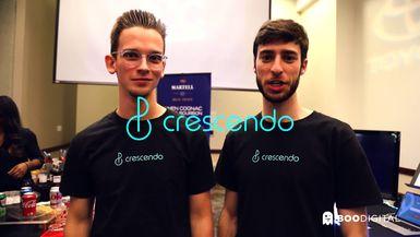 A3C Startup Spotlight - Crescendo