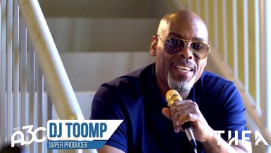 A3C Conference - DJ Toomp Interview