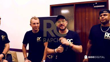 A3C Startup Spotlight - rapchat