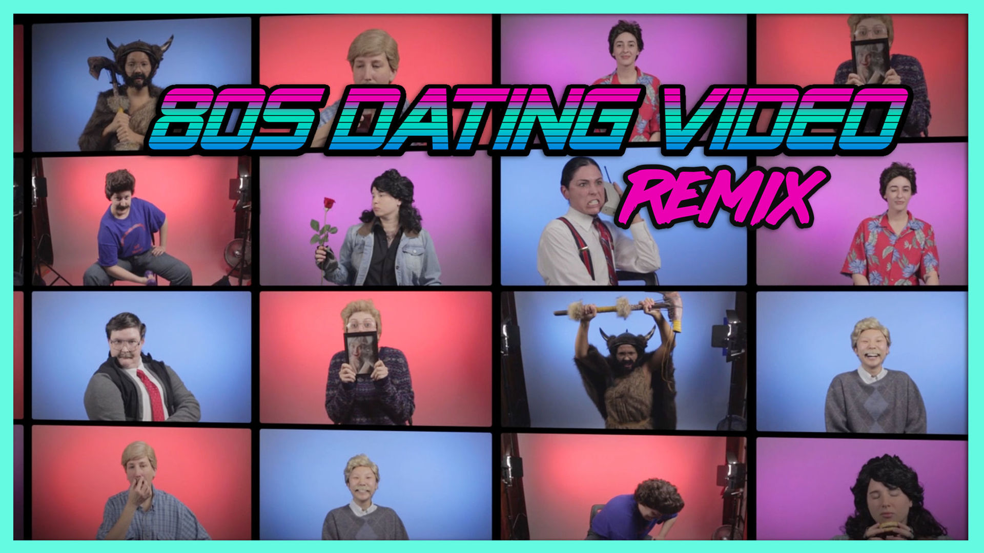 80s Dating Video Remix