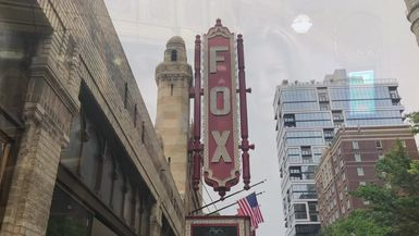 Behind the Scenes at The Fox Theatre