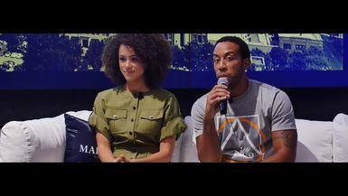 CreATL featuring Ludacris & Nathalie Emmanuel