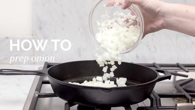 How to : Prep onion