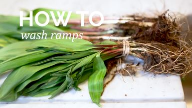 How to : Prep ramps